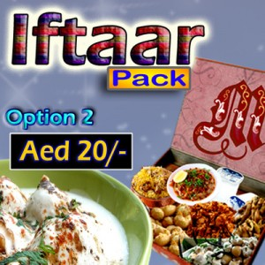 Iftaar Pack Option 2